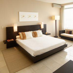 Amélioration du sommeil dans la chambre à coucher